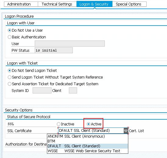 HTTP STATUS 401 UNAUTHORIZED WEB SERVICE SAP - Send SAP ERP