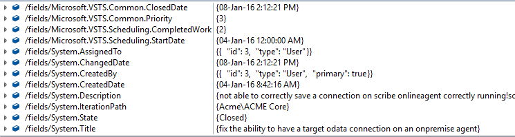 Migrating Redmine issues to devops/vsts work items with acmemapper